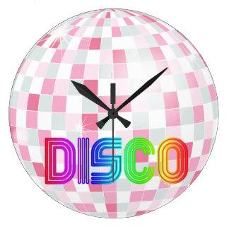 Reloj de pared del DISCO - SRF