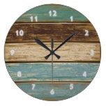 Reloj de pared del Driftwood 2