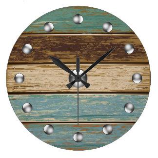 Reloj de pared del Driftwood 3