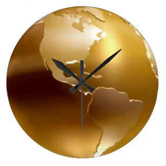 Reloj de pared del Golden Globe