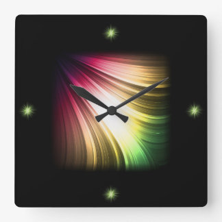 Reloj de pared ligero fraccionario