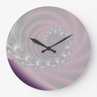 Reloj de pared luminoso del arte de la secuencia