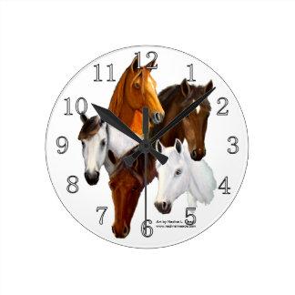 Reloj de pared - modificado para requisitos partic