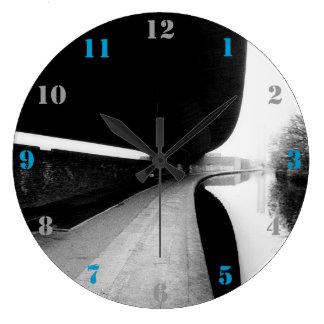 Reloj de pared URBANO de LONDRES (CON NÚMEROS)