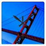 Reloj de puente Golden Gate