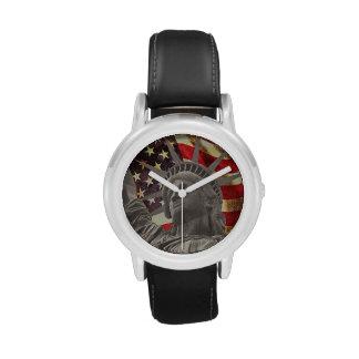Reloj de pulsera en la Vintage look para ustedes