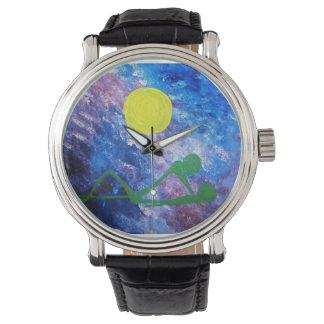 Reloj de pulsera pareja de enamorados