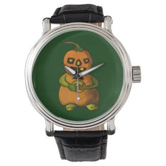 Reloj de Pumpkinman