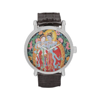 Reloj de Radha-Krishna