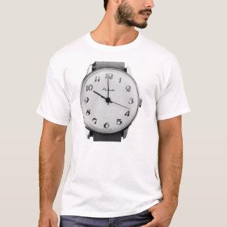 Reloj de Raketa del ruso del vintage Playera