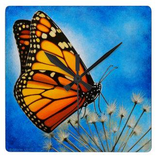 Reloj de reclinación del monarca