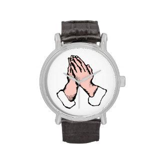 Reloj de rogación de las manos