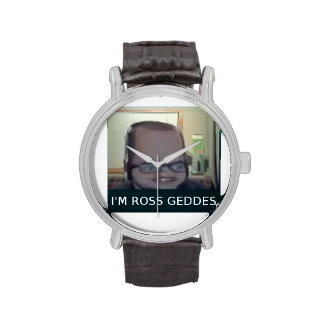 Reloj de Ross Geddes