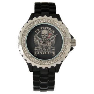 Reloj de señoras del veterano. Regalo PERFECTO