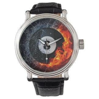 Reloj de Sizzlin ocho