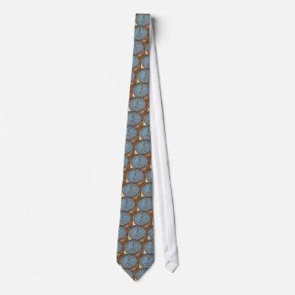 Reloj de sol corbata personalizada