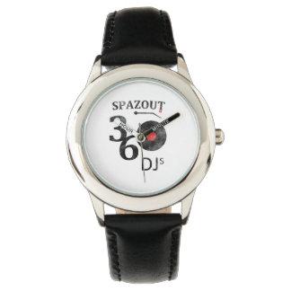 reloj de spazout360dj