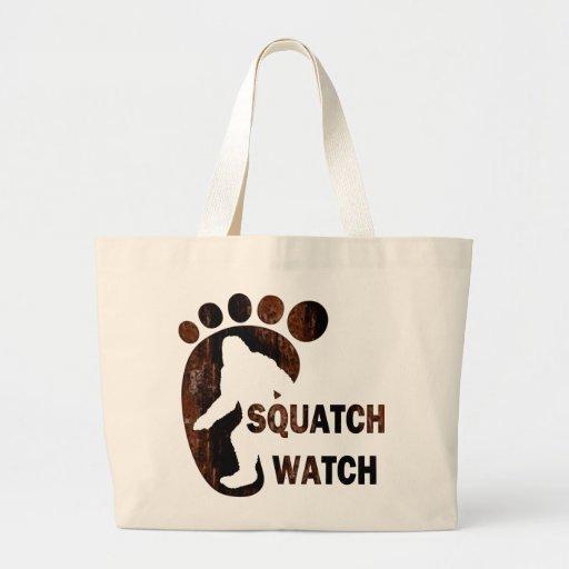 Reloj de Squatch Bolsas
