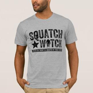 Reloj de Squatch - creo Playera