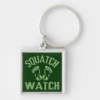 Reloj de Squatch Llavero Personalizado