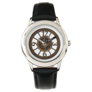 Reloj de Steampunk