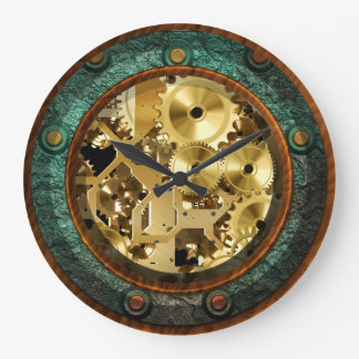 Reloj de Steampunk 1B1