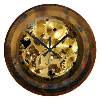 Reloj de Steampunk 1B2