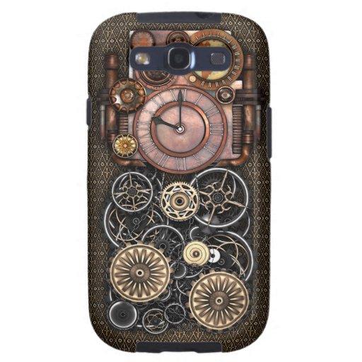 Reloj de Steampunk del vintage Redux