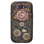 Reloj de Steampunk del vintage Redux Samsung Galaxy S3 Cárcasa