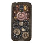Reloj de Steampunk del vintage Redux Carcasa Para Galaxy S5