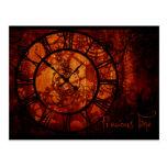 Reloj de Steampunk Postal