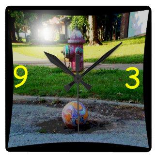 Reloj de Streetball