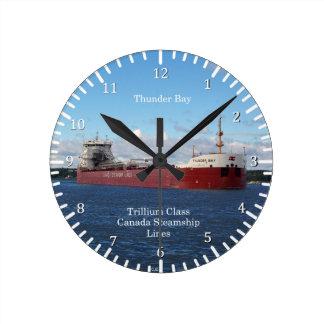 Reloj de Thunder Bay