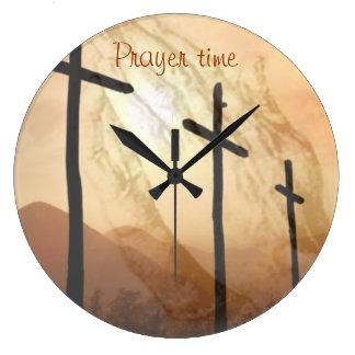 Reloj de tiempo del rezo