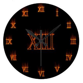 Reloj de trece horas