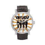 Reloj de VinylHead