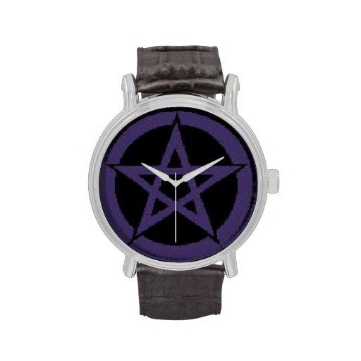 Reloj de Wiccan