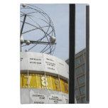 Reloj de Worldtime en Berlín iPad Mini Funda