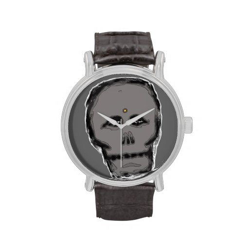 Reloj de Zkull del zombi