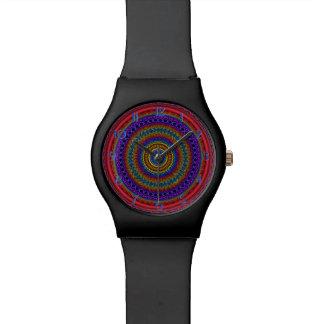 Reloj del adorno May28th del Spirograph de