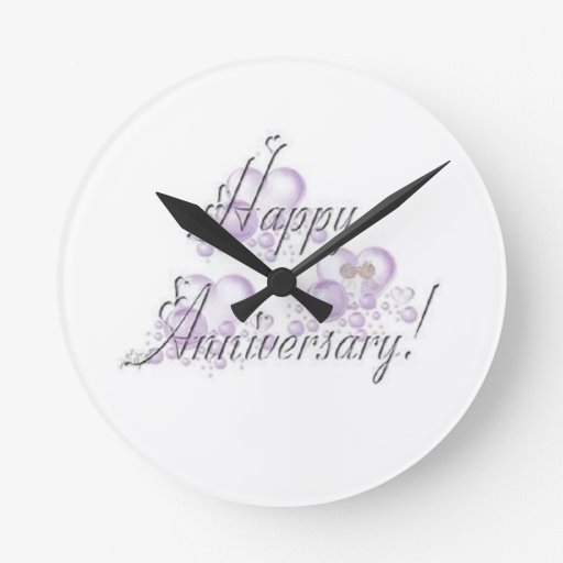 reloj del aniversario
