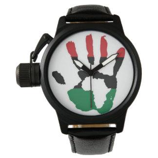 reloj del ankhcestor, desgaste de la moda de las