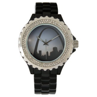 Reloj del arco del Saint Louis