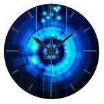 Reloj del arte abstracto 29A