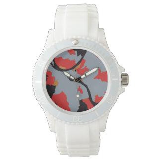 Reloj del arte abstracto de Pittsburgh