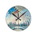 Reloj del arte de Chicago