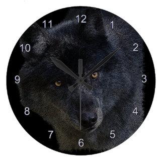 Reloj del arte del Fauna-Partidario de la cara del
