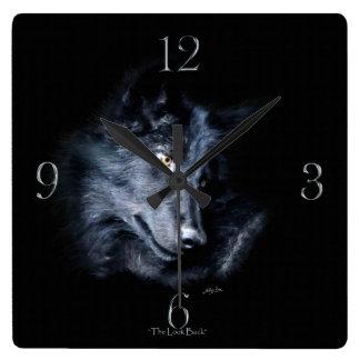 Reloj del arte del Fauna-Partidario del retrato de
