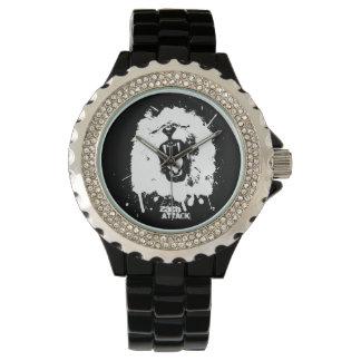 Reloj del ataque del león