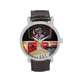 Reloj del B-Muchacho de la edición limitada